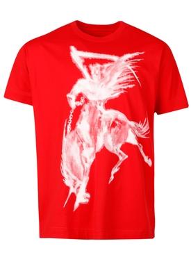 RED REAPER OVERSIZED T-SHIRT