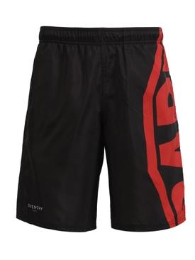 Rare Logo Swim Shorts