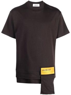 Waist pocket t-shirt chocolate torte