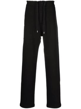 FULL LENGTH SWEAT PANTS BLACK