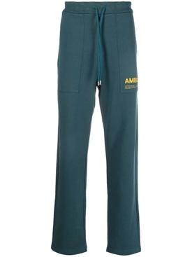 Fleece Workhop Pants Atlantic