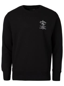 C&S Classic-fit Sweatshirt Black