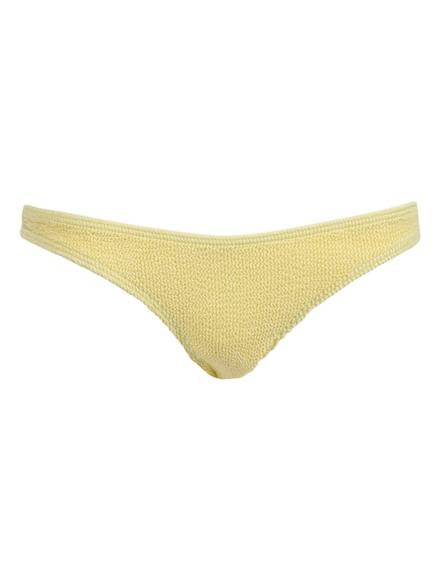Bound By Bond-Eye The Sign Bikini Bottom, Daisy Yellow