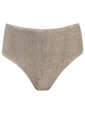 The Palmer bikini Bottom Lurex