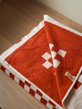 Roman Pool Towel, Paloma Sun & Ecru