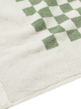Roman Pool Towel Sage And Chalk Sage and Chalk