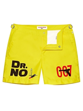 James Bond Swim Trunks DR. NO II