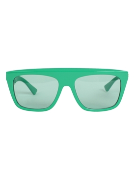 Oversized square shape sunglasses