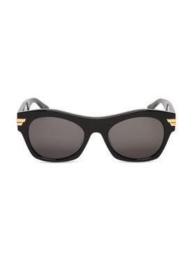 classic gold embellished sunglasses