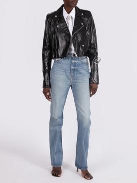 Black Classic Biker Jacket