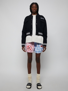 Patch detail Bomber Jacket