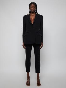 Black sequin blazer