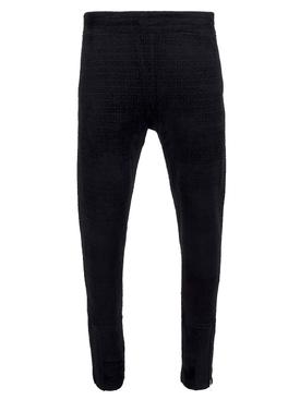 4G Knit Jogger Pants Black