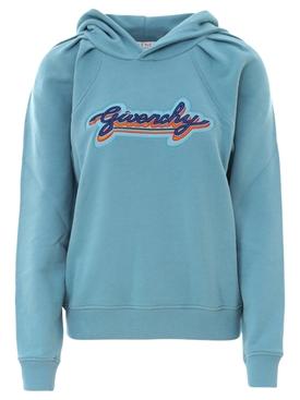 Celestial blue hoodie