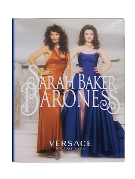 Baroness by Sarah Baker x Versace Book