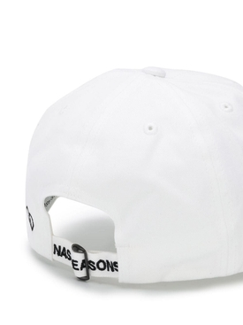 I CAME TO BREAK HEARTS CAP, WHITE