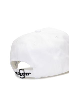 NO PICTURED CAP WHITE