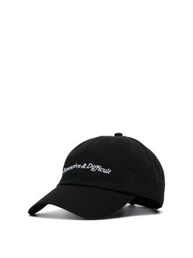 EXPENSIVE & DIFFICULT CAP BLACK