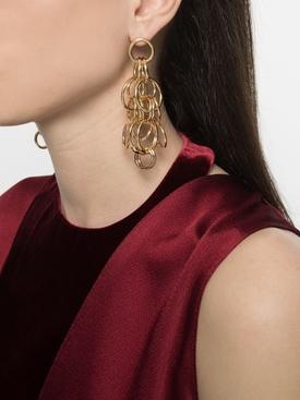Gold-Tone Reese Earring