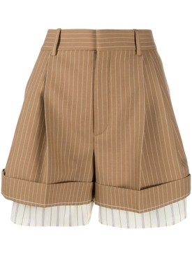 Chloé - Double Layer Short - Women