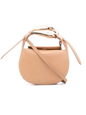 Kiss Small Handbag, Sandy Beige
