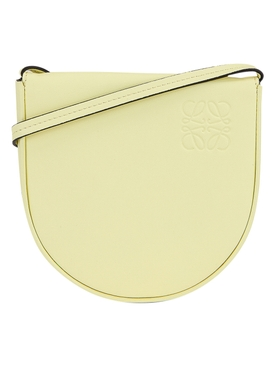 Loewe - Pale Lime Small Heel Pouch Bag - Women