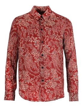 Can Silk Shirt