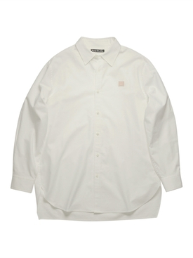 Face Classic White Button Down Shirt