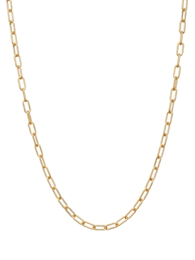 18K Classic Chunky Chain Necklace