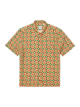 x Ricky Regal Relaxed Fit Print Shirt