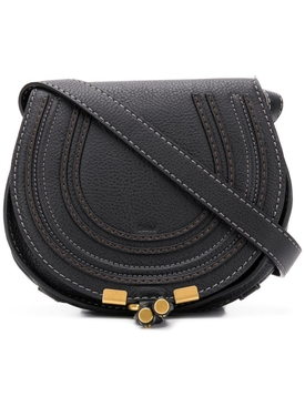 Small Marcie cross-body bag BLACK