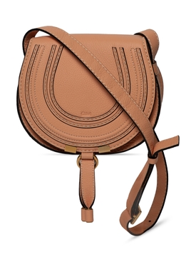 Mini Marcie saddle bag PEACH BLOOM