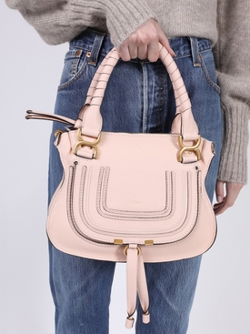Small Marcie bag, Pink
