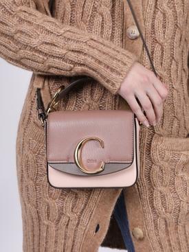 Leather Mini Box Bag