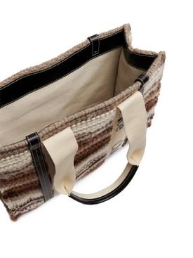 Woody Handbag Multicolor Black