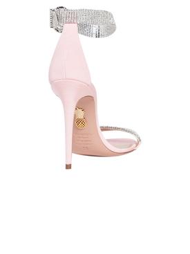 Pink Chain Reaction Sandal
