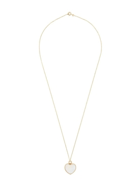 Baby Heart Chivor Necklace GOLD