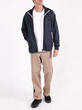 Classic Face Tracksuit jacket, Navy