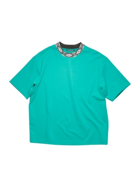 Classic Face T-shirt Jade green