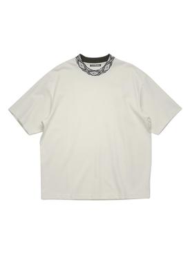 Classic Face T-shirt Optic White