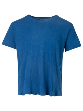 CLASSIC FIT TEE BLUE