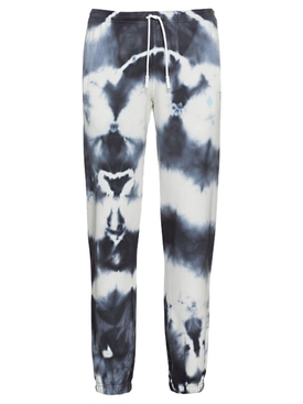 Cross Tie-dye Sweatpants