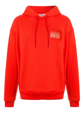 Classic Over-sized Hoodie RED