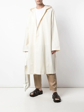 Space Satellite Hooded Robe