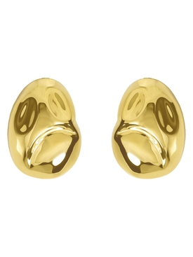 12K GOLD PLATED CUBAGUA EARRINGS