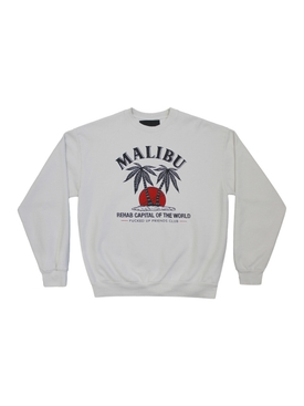 X Presley Gerber Rehab Capital Sweatshirt