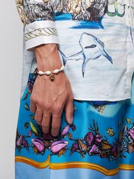 Medusa Shell bracelet