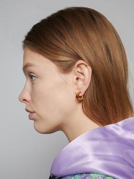 Iconic Greca Hoop Earrings