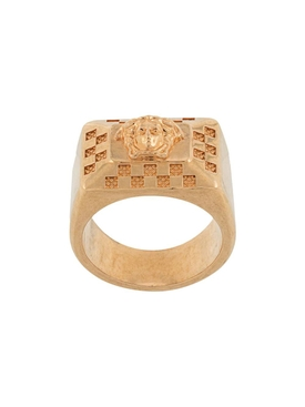 Square Medusa ring