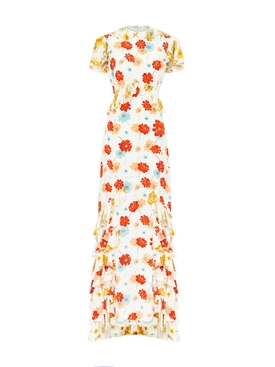 Floral Print Liberty Gown